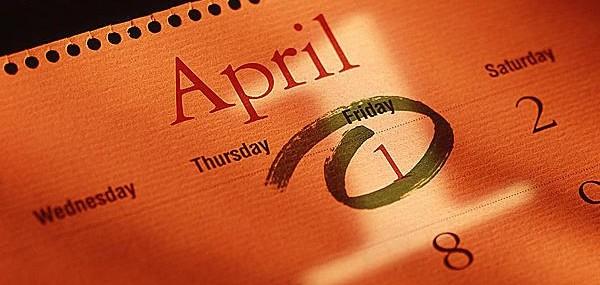 1 апреля – Международный День Смеха