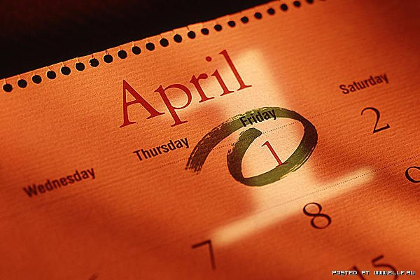 Как называют апреля в шотландии