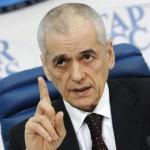 Геннадий Онищенко, главный санитарный врач страны