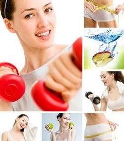 Фитнес дома, как похудеть и быть стройной