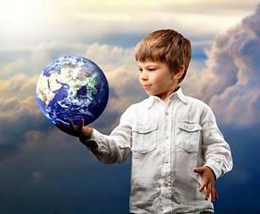 В игре детей есть часто глубокий смысл. Ф.Шиллер
