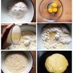 Рецепт приготовления оладьей.