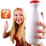 Пейте полезный и низкокалорийный эликсир - кефир.