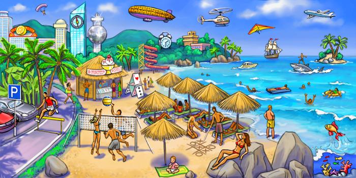 Работа летом на море для подростков и студентов