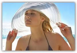 Защита от солнца для волос и головы