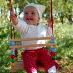 Качели для детей до 3-4х лет