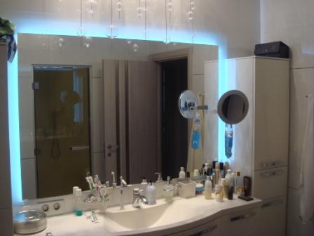 Декоративные зеркала для ванной