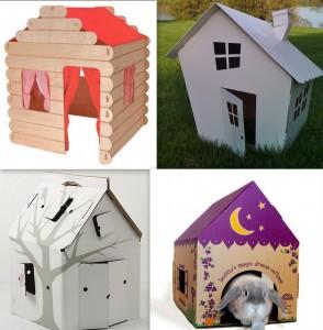 Домики для животных