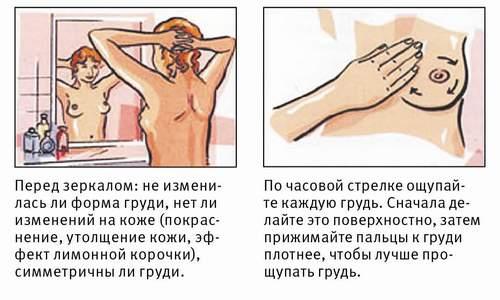 Заболевания груди