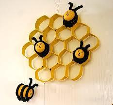 Пчёлки для интерьера