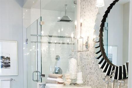 Красивые зеркала для ванной