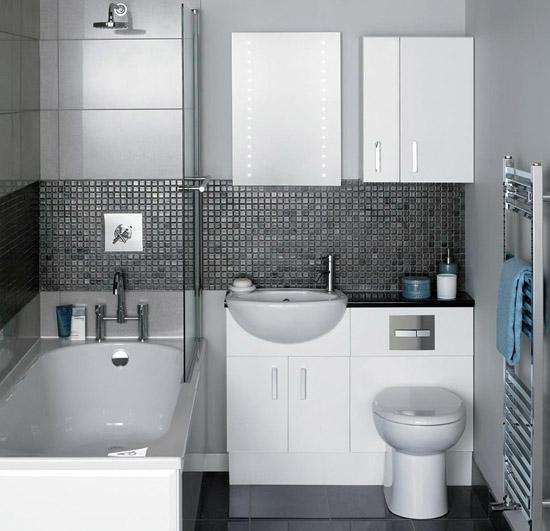 Ванные комнаты маленьких размеров