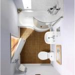 malenkaya vannaya 150x150 Дизайн маленькой ванной комнаты