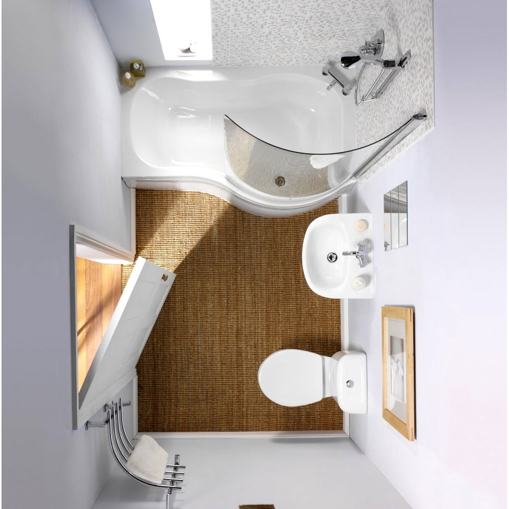 Ванная дизайн интерьера для малогабаритных квартир фото