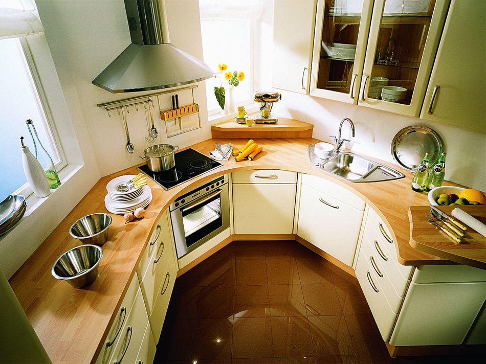 Кухонная мебель для хрущёвки и гостинки