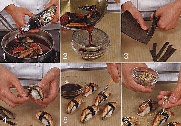 Быстрые блюда - суши своими руками