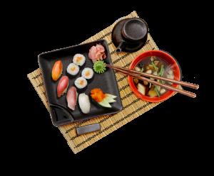 Суши и японская кухня