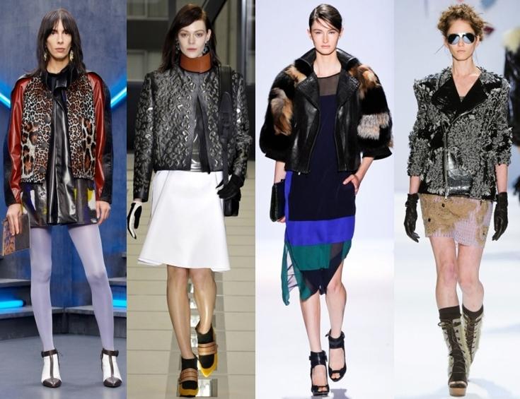 Стильные куртки от итальянских дизайнеров