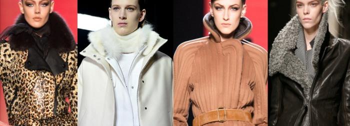 Модная женская одежда на осень 2013: плащи и куртки