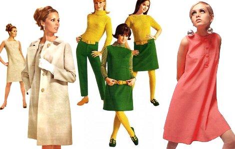 Классический стиль 60-х годов