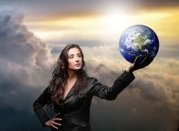 Сила женщины таится в самосовершенствовании