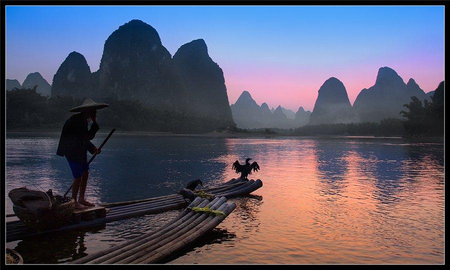 Красивые места в мире - Карстовые пики