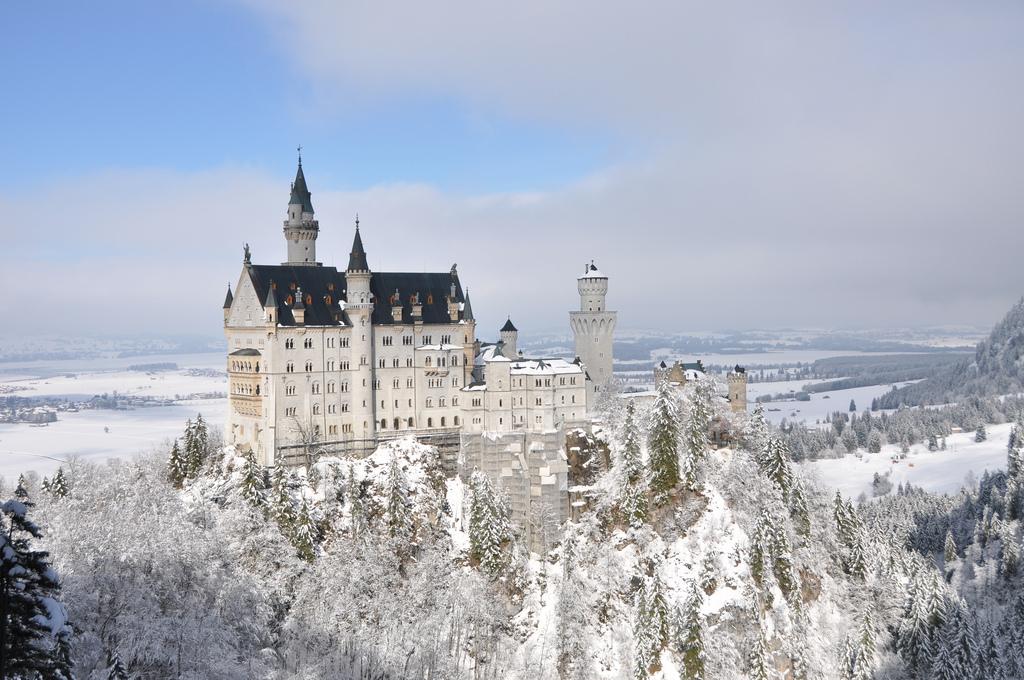 Красивые места в германии