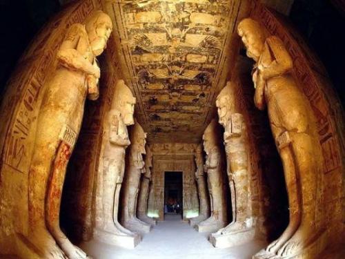 Красивые места в Египте
