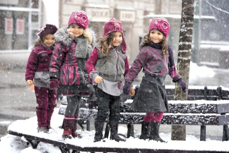 Стиль в дежде для детей