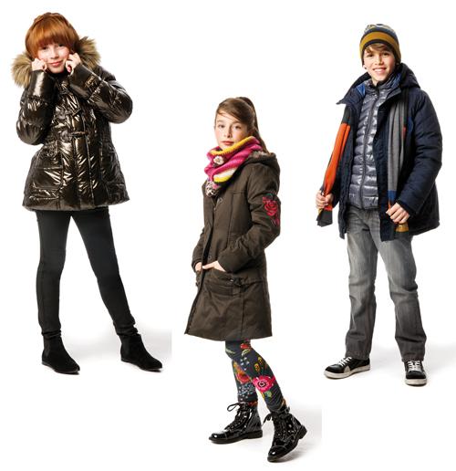 Классика детской верхней одежды