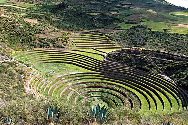 Загадочный город в Перу - Мачу Пекчу