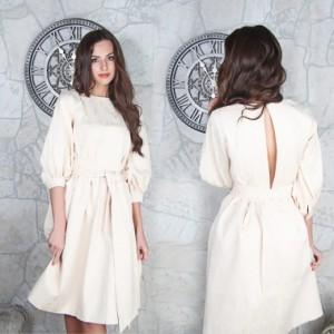 Фасоны белых платьев на Новый Год