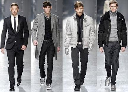 Мужская одежда на Новый Год